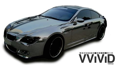 vvivid vinyl boat wrap black chrome vinyl decal wrap roll with air release for