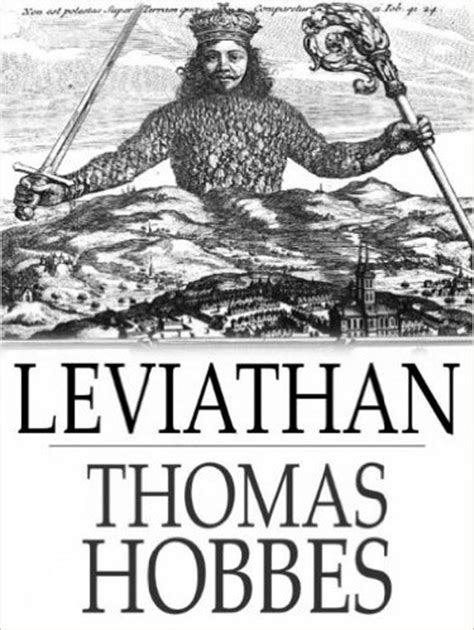 libro el despertar de leviatan thomas hobbes culture nature