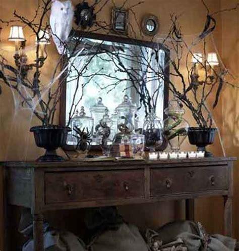 12 eerie yet festive decorating ideas best - Eerie Decorations