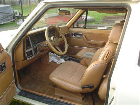 mail jeep interior 1986 jeep cherokee xj turbo diesel 1000 obo naxja