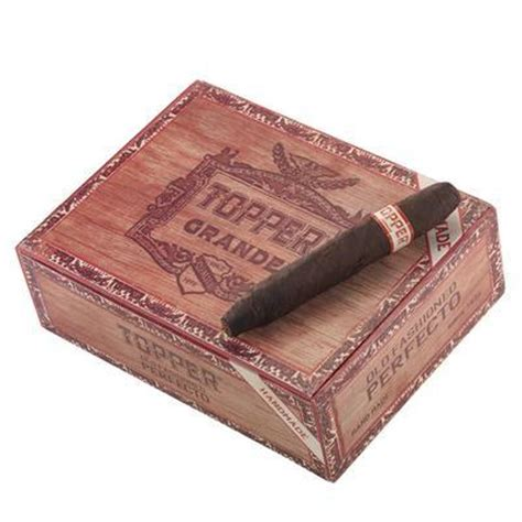 Handmade Cigars - topper original handmade fashioned cigars oscuro
