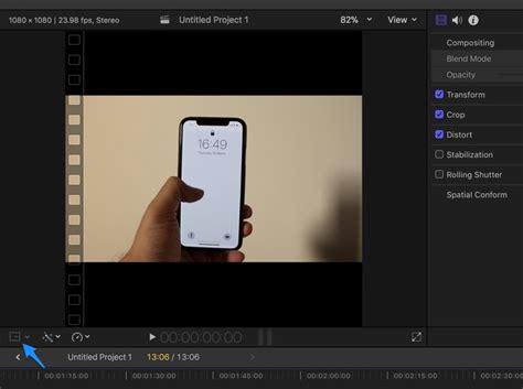tutorial main instagram how to edit video in instagram resolution using final cut