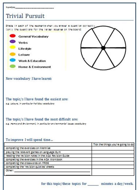 Trivial Pursuit Cards Template Free by 1000 Images About Juegos On Language