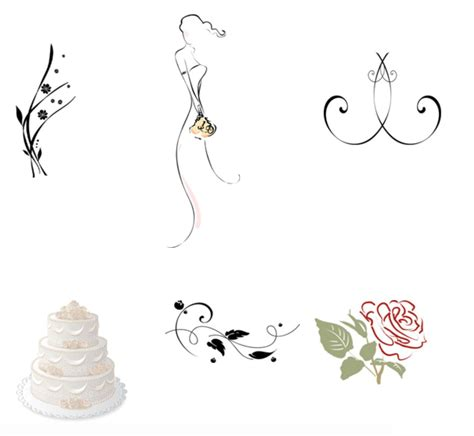 free wedding clipart 9 places to free wedding clipart