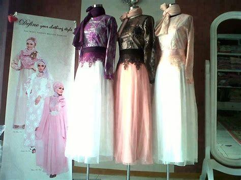 Busana Pesta Muslim Grosir Ammore Dress Furing busana muslim koleksi terbaru