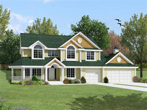 two country house plans two home plans country