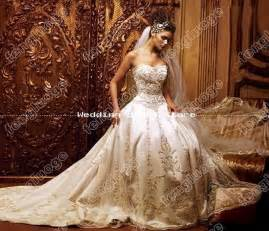 white gold wedding dresses she fashion club and gold wedding dresses