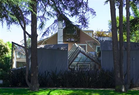 Frank Gehry House by Gehry Residence Frank Gehry