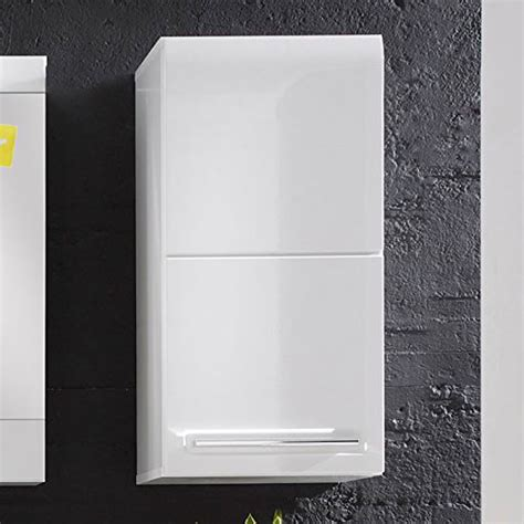 white gloss wall mounted bathroom cabinet bora wall mounted storage cabinet in white with high gloss