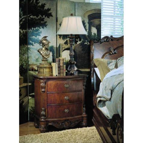 pulaski edwardian bedroom set 242140 pulaski furniture edwardian bedroom nightstand