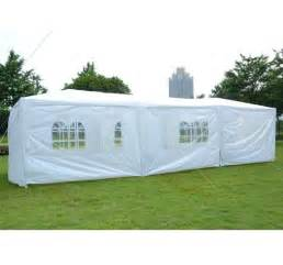 Gazebo Canopy Tent by 10 X 30 White Party Tent Gazebo Canopy