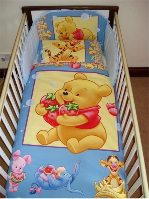 winnie the pooh toddler bedding winnie the pooh baby bedding image mag