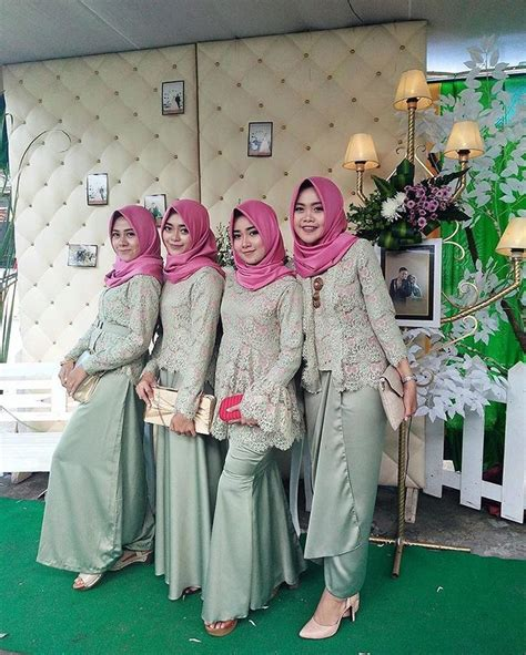 Kebaya Shella 52 best images about kondangan on