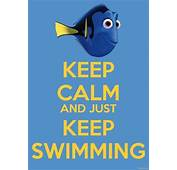 Just Keep Swimming Clipart 87