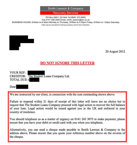 Credit Dispute Letter For Student Loans Student Loans Company Agrees To Stop Sending Letters From A Debt Collection Agency