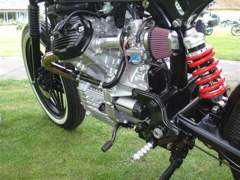 Motorrad Gabel Neu Abdichten by Honda Cx500 Fahrwerk Umbau Usd Gabel Mono Federbein