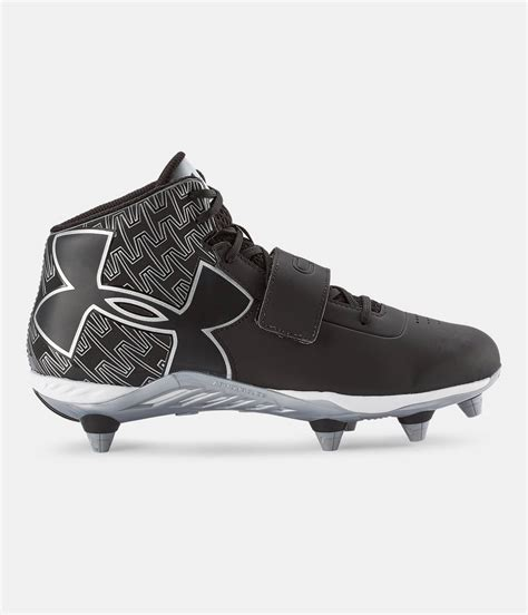 football shoes with removable cleats men s ua c1n mid detachable football cleats armour us