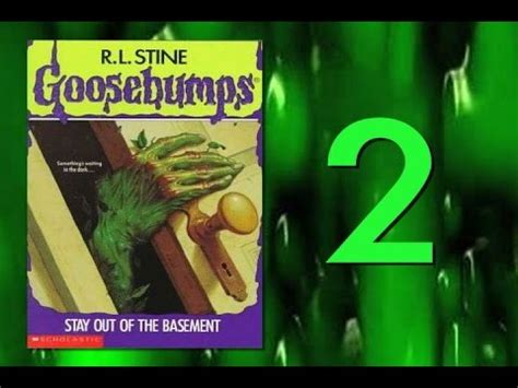 goosebumps stay out of the basement episode goosebumps retrospective 2 stay out of the basement