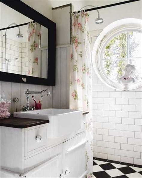 25 Stunning Shabby Chic Bathroom Design Inspiration Shabby Chic Bathrooms Ideas