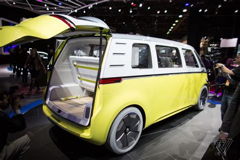 volkswagen concept van interior why volkswagen keeps making microbus throwbacks it never