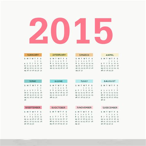 new year 2015 government schedule printable 2015 calendar pictures images