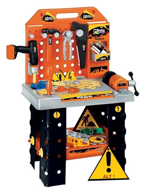kids work bench and tools beta 9547wsk kids childs toy workstation tool kit