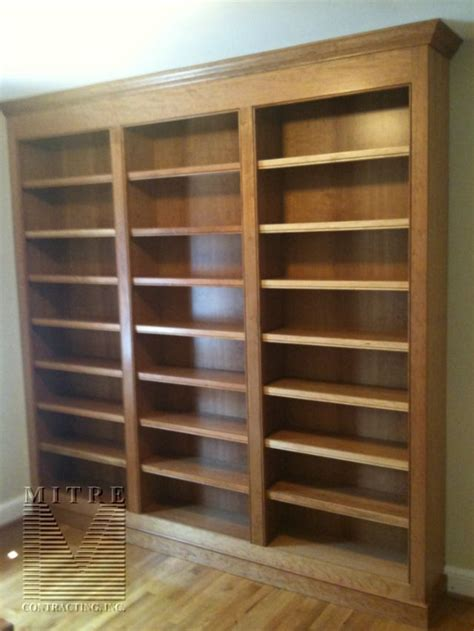 bookshelf plans large bookcase plans woodworking projects plans