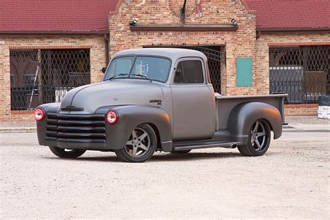 Chevrolet Truck 1953 This 1953 Chevrolet Is Back With A Whole New