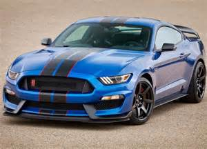 Ford Gt350 2017 Ford Mustang Shelby Gt350 Price Release Date Specs