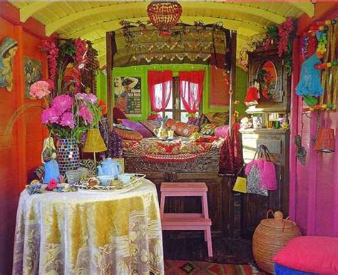boho chic home decor  bohemian interior decorating ideas