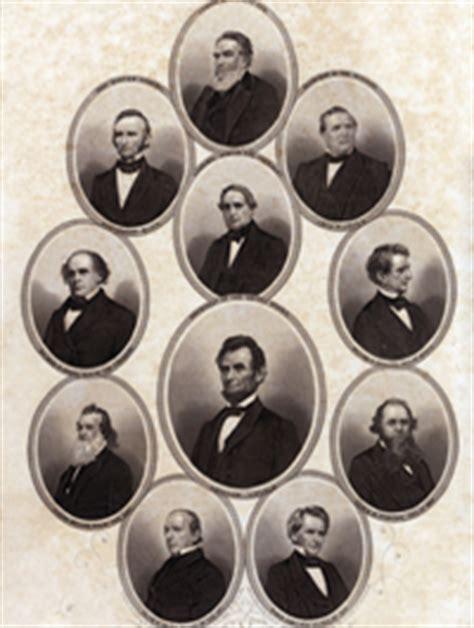 Abraham Lincoln Cabinet Members List by Stoker A Farmer S Civil War