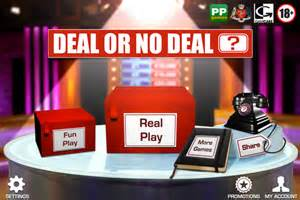 Deal or no deal game online free uk