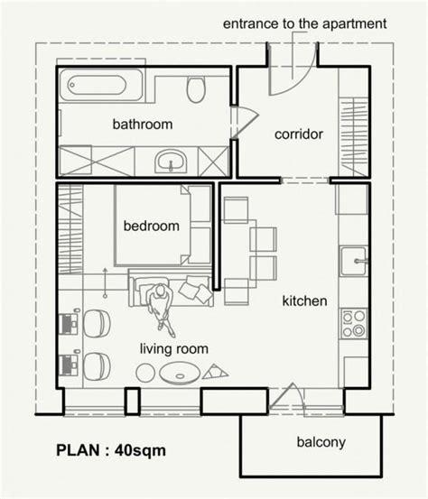como decorar apartamento de 40m2 191 c 243 mo decorar 40m2 y no echar en falta espacio 191 ser 225