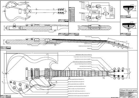 gibson sg wiring diagram pdf
