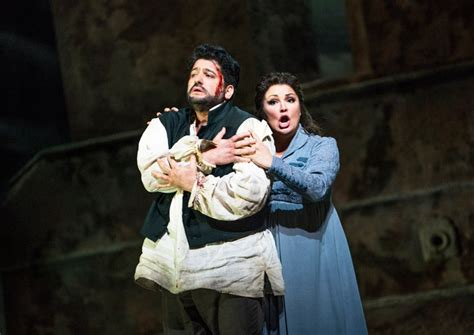 New Tosca review netrebko emerges as a powerful new tosca at