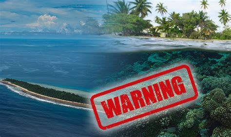 Maldives Islands Sinking by Maldives Could Disappear In 80 Years As It Sinks Due To