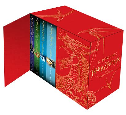 the hogwarts classics box 1408883104 harry potter harry potter children s hardback collection by j k rowling jonny duddle
