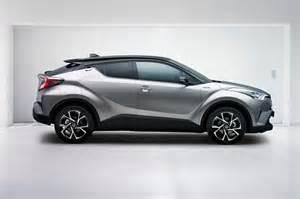 Toyota C Toyota C Hr Revealed 2016 S Quirkiest Qashqai Rival Is Go