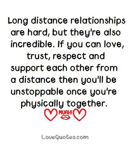 7 Disadvantages Of Distance Relationships by Quotes For Distance Relationships Are