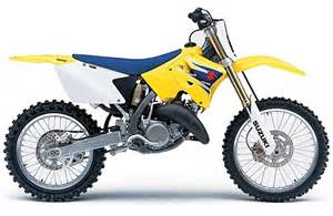 Suzuki Rm 125 Price Suzuki Rm125 Model History The Water Cooled Models