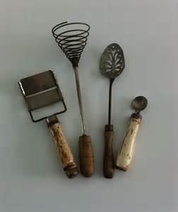 vintage kitchen gadgets primitive kitchen by junkgirlgreen on etsy