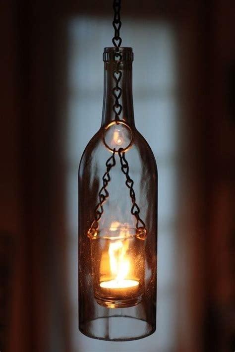 Windlicht Flasche Zum Hängen by 220 Ber 1 000 Ideen Zu Kerzen Aufh 228 Ngen Auf
