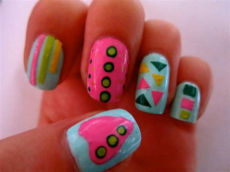 diy nail stickers make your own easy nail