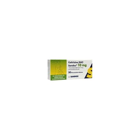 Obat Cetirizine Hydrochloride fungsi obat cetirizine 2hci