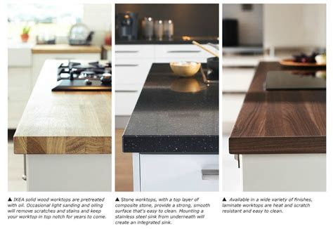 Ikea Solid Surface Countertops by Ikea Countertops For The Home Butcher Blocks The O Jays And Islands
