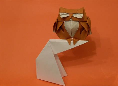 Make Origami Owl - origami owl by orestigami on deviantart