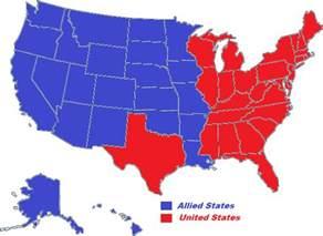Second Usa Second American Civil War Jerichopedia