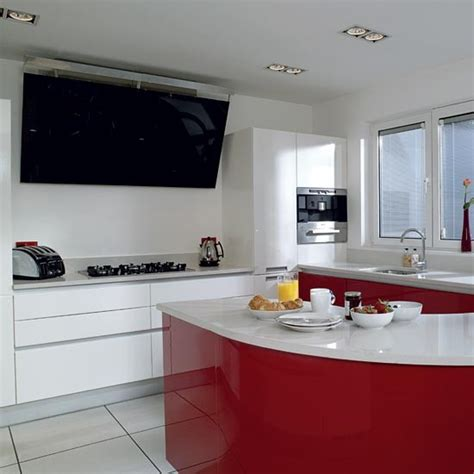 Kitchen Extractor by Extractor Take A Tour Around A Striking Kitchen