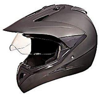 studds motocross helmet studds helmet motocross with visor mat black