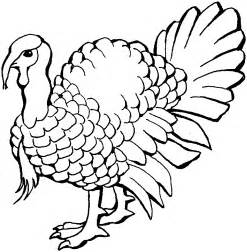 thanksgiving pictures to color free printable turkey coloring pages for